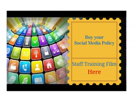 Buy your social media policy staff 4